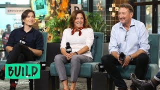 "Cillian Murphy, Steven Knight & Caryn Mandabach Of ""Peaky Blinders"" On The Show's Fifth Season"
