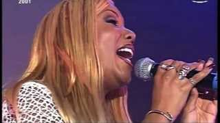 Melanie Thornton - Love how you love me (Remix) (Live @ Sound of Frankfurt, Germany, July 7th, 2001)