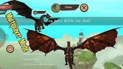 Dragon Sim Online: Multiplayer mode