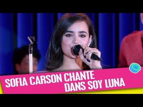 La Chanson de Sofia Carson dans Soy Luna | Disney Channel BE