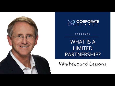 Limited Partnerships Explained: How To Use General Partnerships