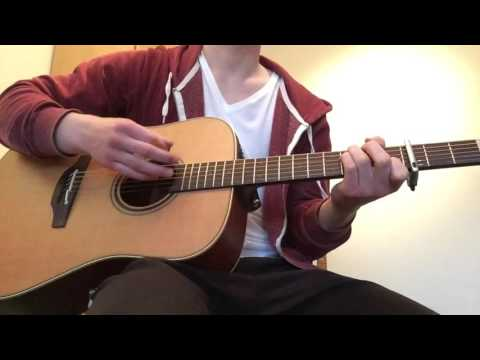 Pills By The Perishers Guitar Cover