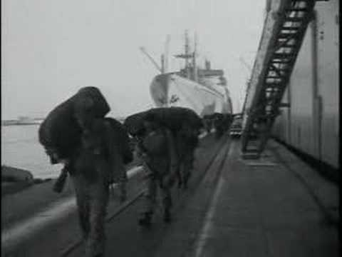 Military Sea Transportation Service Video Part 5