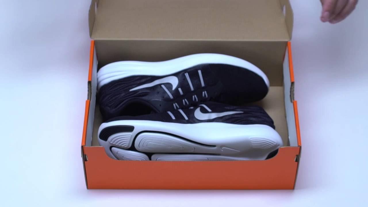 new arrival 39cce 6a18a ZAKCRET Sports  Unboxing NIKE LUNARSTELOS 844591 Μαύρο