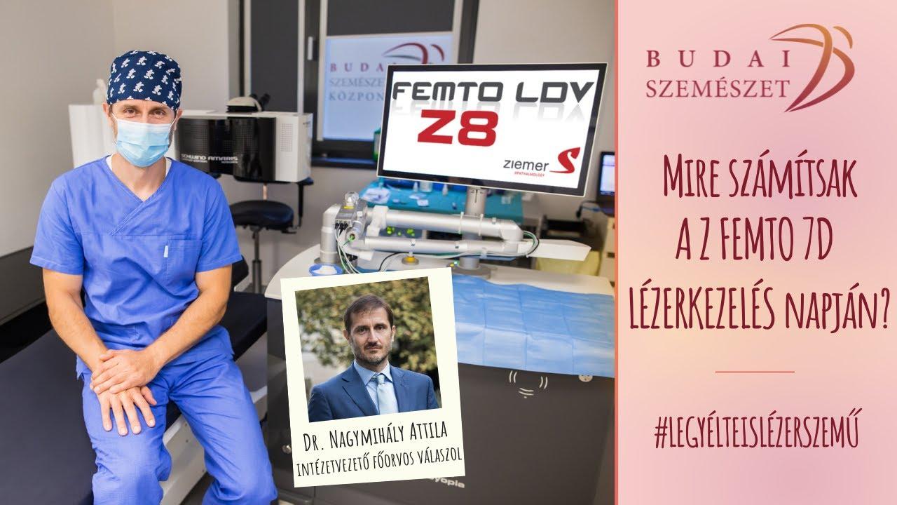 lézeres műtét látásból)