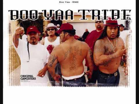 Boo Yaa Tribe Ganxsta Luv