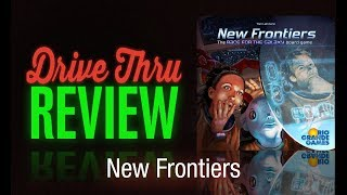 Gambar cover New Frontiers Review