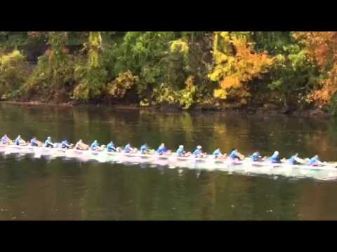 Rowing the 24 - U.S. Record