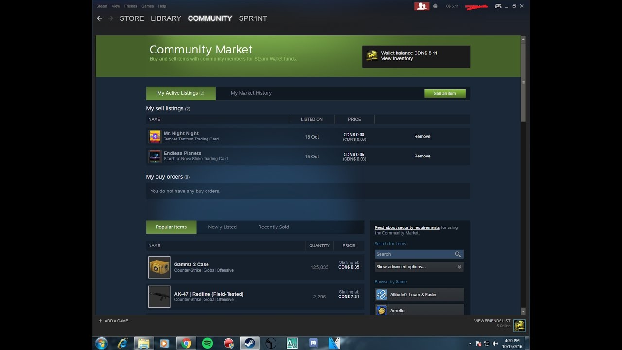 how to make money through steam