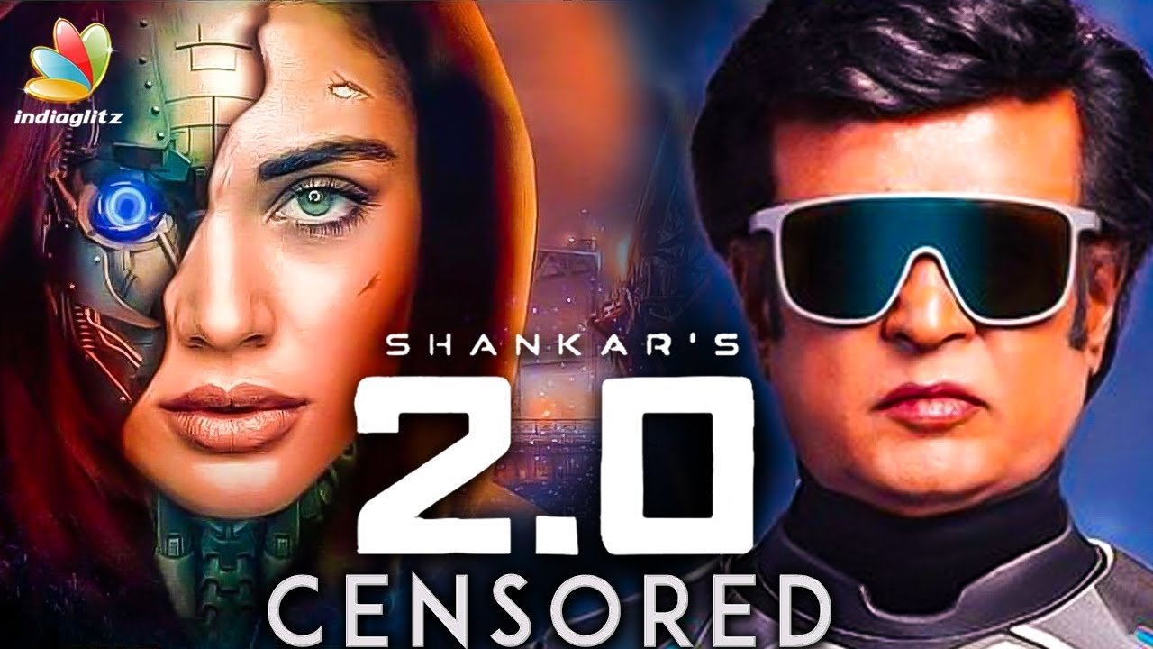 Why U/A For 2.0 ? : Official Censor Verdict | Rajinikanth, Shankar Movie