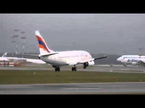 Air Armenia QN 910 EVN VKO 27 10 13 B737 500 EK 73797