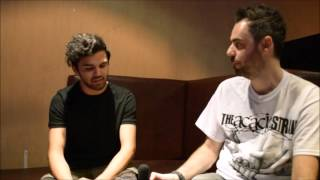 Northlane Interview 2015 - Glasgow - Rock n Reel Reviews
