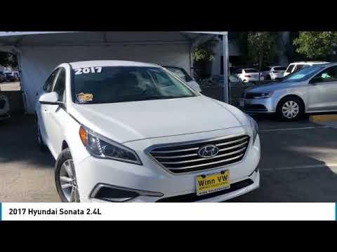 Hyundai Woodland Hills >> 2017 Hyundai Sonata Live Woodland Hills Ca W1221