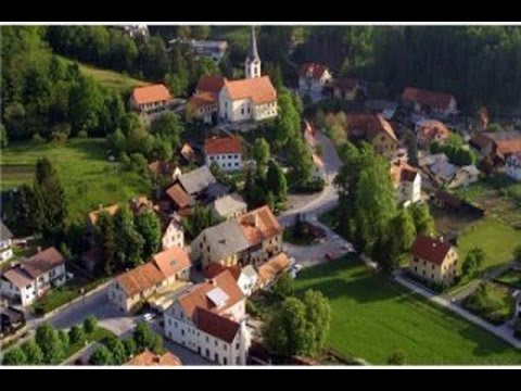Slovenian countryside - through the SPA Dobrna