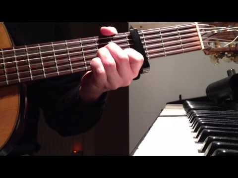 Strövtåg i hembygden - how to play Mando Diao acoustic