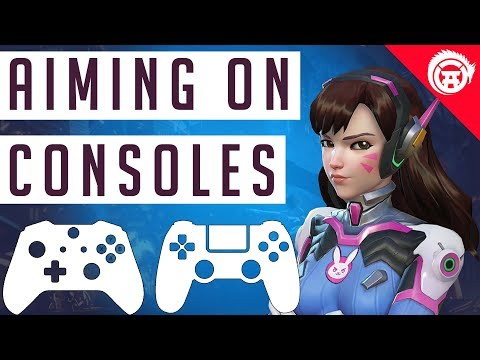 Console Overwatch Aiming Guide - Basic Settings & Tips For Xbox And Ps4 | OverwatchDojo