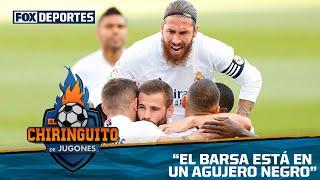 ¿Por qué ganó el Real Madrid?: El Chiringuito