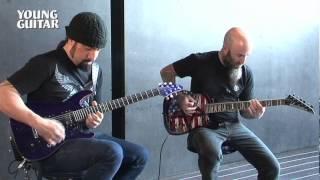 ヤング・ギター2012年6月号の付録DVDは...スコット・イアン&ロブ・カッ...