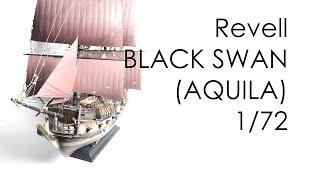 Revell Pirate Ship 1/72 - Aquila
