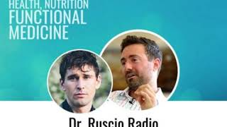 Dr Ruscio Podcast-176   Keys For Brain Health and Cognitive Function  Ben Greenfield