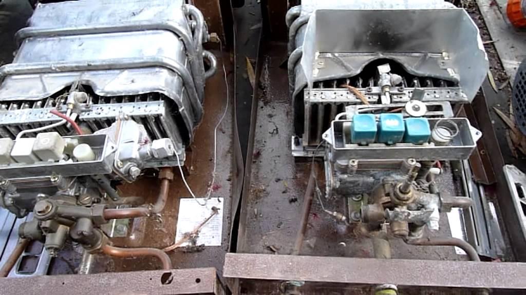 Bosch and Everdure Instant Water Heater Teardown  YouTube