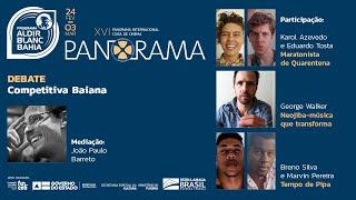 Debate Comp Baiana - Neojiba - Música que Transforma | Maratonista de Quarentena | Tempo de Pipa