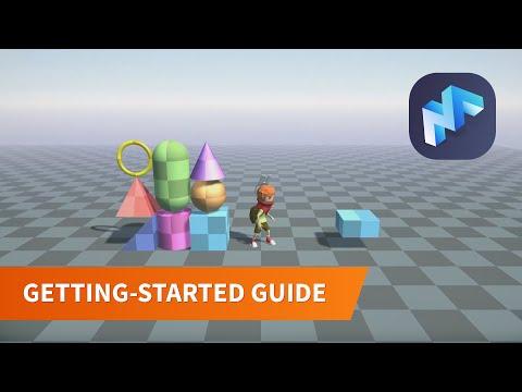MANU Video Game Maker - Getting Started Guide