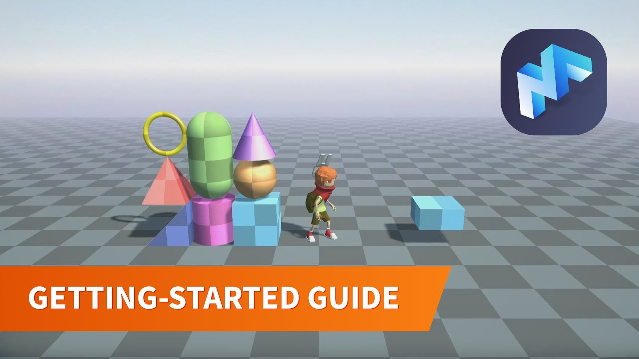 MANU Video Game Maker – Getting Started Guide