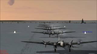 IL-2 Sturmovik HolyGrail santobr Engine Start smoke effect