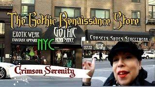 Gothic Renaissance NYC