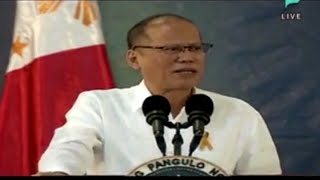[PHL Army Change of Command] Speech of President Benigno S. Aquino III  [July 15, 2015]