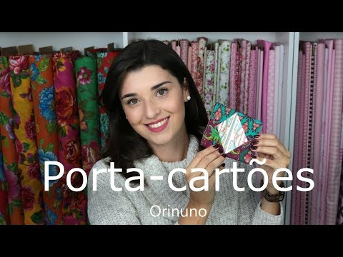 Receita incrível de GOMA! + Porta -cartões em Orinuno | Carol Vilalta