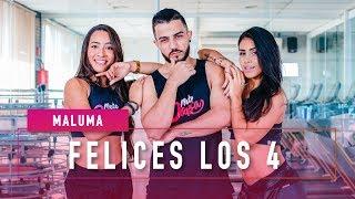 Baixar Felices Los 4 - Maluma - Coreografia: Mete Dança