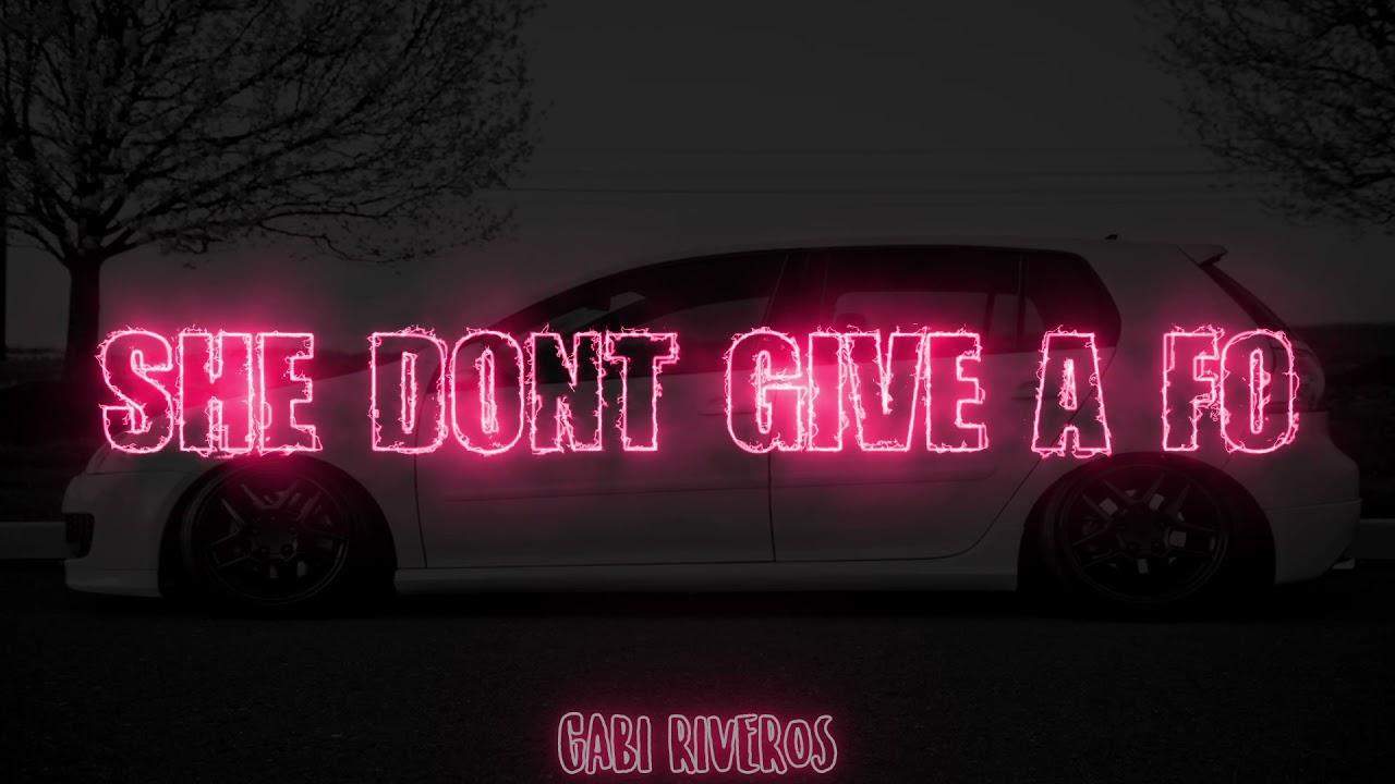 SHE DON'T GIVE A FO REMIX ( Turreo Edit )   Duki, Khea ⚡ DJ Gabi Riveros