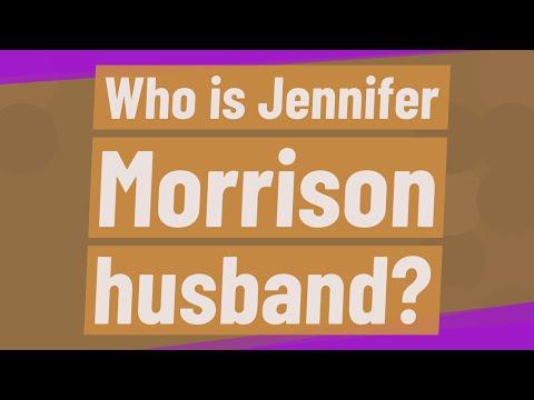 Who Is Jennifer Morrison Husband?