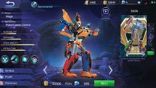 Wow! TOBOT TRITAN Masuk Hero Baru Mobile Legend????