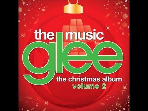 Glee Christmas Album Track Listing