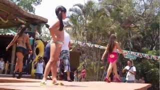 Pasarela Top Fashion, Traje de Baño - Valle Dorado - 24 de marzo de 2013