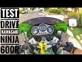 Test Drive Kawasaki Ninja 600R 1996: Boa pedida pra uma Project Bike