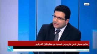 مدعي عام باريس أكد ممارسة العروسي عبدالله لأنشطة دعوية متشددة خلال فترة سجنه