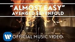 Avenged Sevenfold - Almost Easy (Official Music Video)