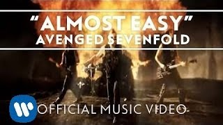 Video Avenged Sevenfold - Almost Easy [Official Music Video] download MP3, 3GP, MP4, WEBM, AVI, FLV Oktober 2018