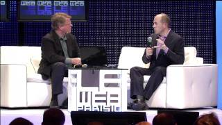 LeWeb2010 - Mike Jones - Q&A with Robert Scoble