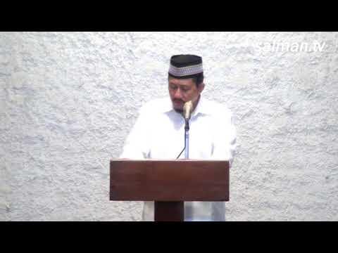 Khutbah Jumat : Prof.Dr.Ir.H.Suwarno
