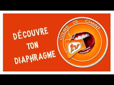 #02 - Utiliser le DIAPHRAGME - Cours de chant - Débutants