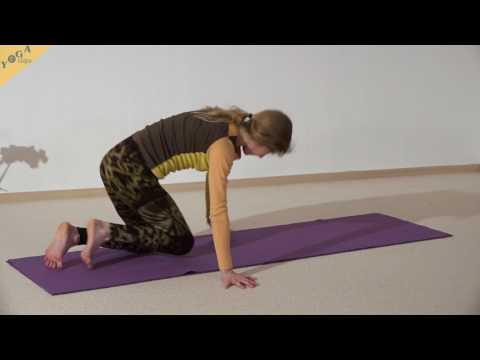 Kurze Yogastunde mit Elke & Jana - Hanumanasana