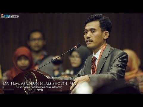 Presentasi Dr. H.M. Asrorun Ni'am Sholeh, MA Memenuhi Panggilan Mahkamah Konstitusi