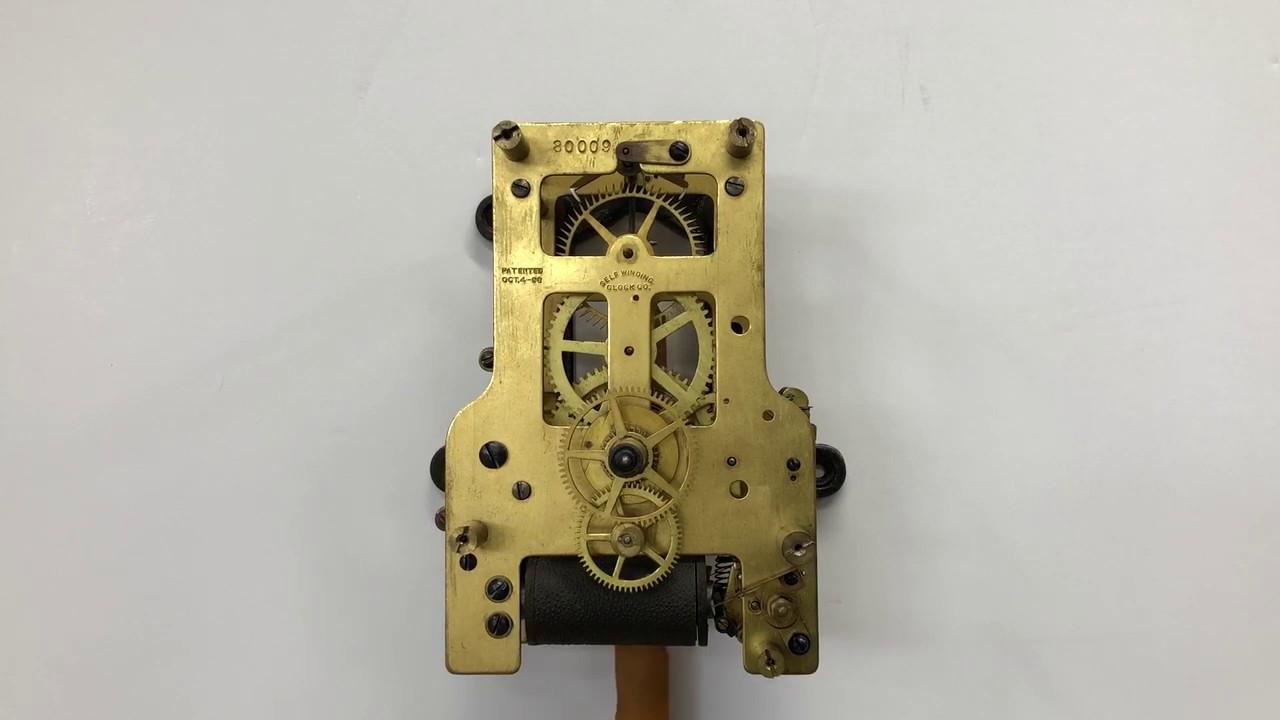 100 Year Old Atomic Clock Hackaday