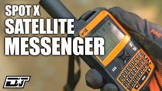 SPOT X 2-Way Satellite Messenger Review