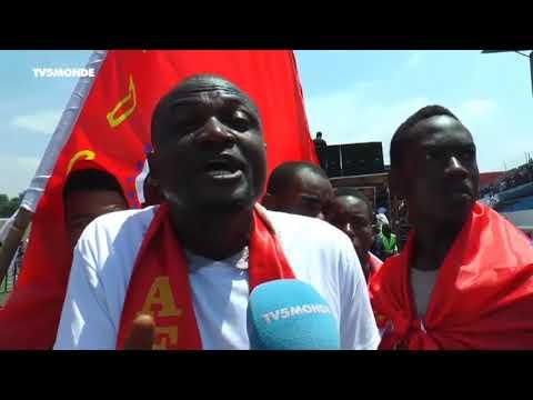 RD Congo : meeting populaire du Front Commun pour le Congo (FCC)